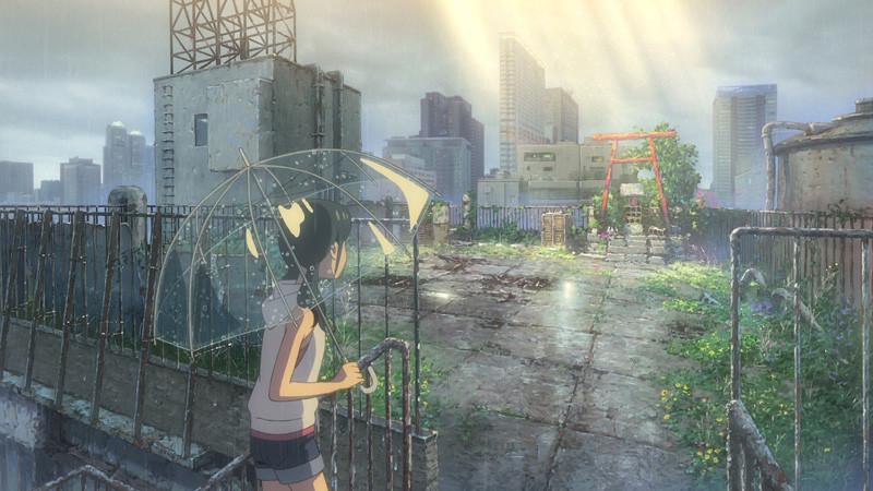《天氣之子》:純度很高的愛情