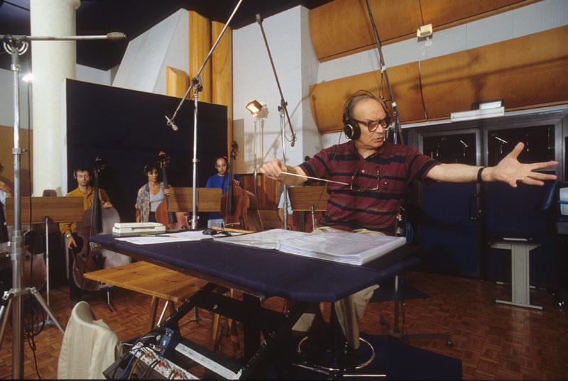 配樂大師顏尼歐莫利克奈的關鍵數字和《新天堂樂園》