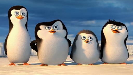 qq头像动物可爱企鹅